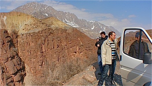 Kirghizstan - mars 2008