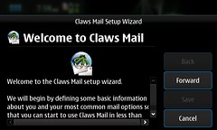 Claw's Mail Wizard