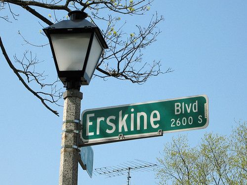Erskine Boulevard