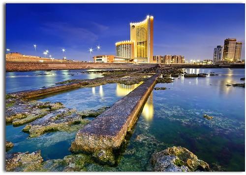 Tripoli Breakwater
