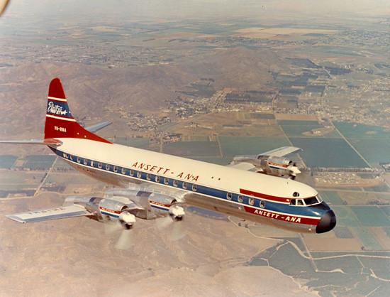 Lockheed : L-188 : Electra