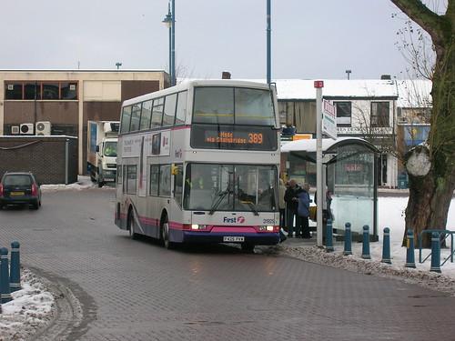 Dennis Arrow, Armentieres Square, Stalybridge