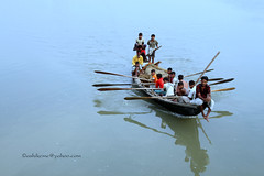 Journey By Boat
