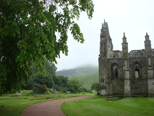 Palace of Holyroodhouse Garden