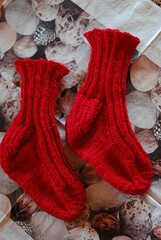 Stashbuster toddler socks