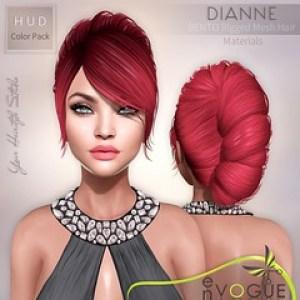 ● ❤️ ● enVOGUE - DIANNE Hair - Bento ● ❤️ ●