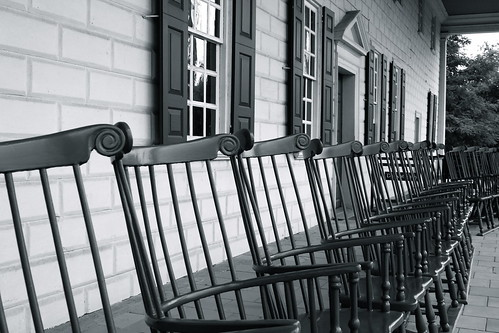 Portico of Mount Vernon. Photo copyright Jen Baker/Liberty Images; all rights reserved