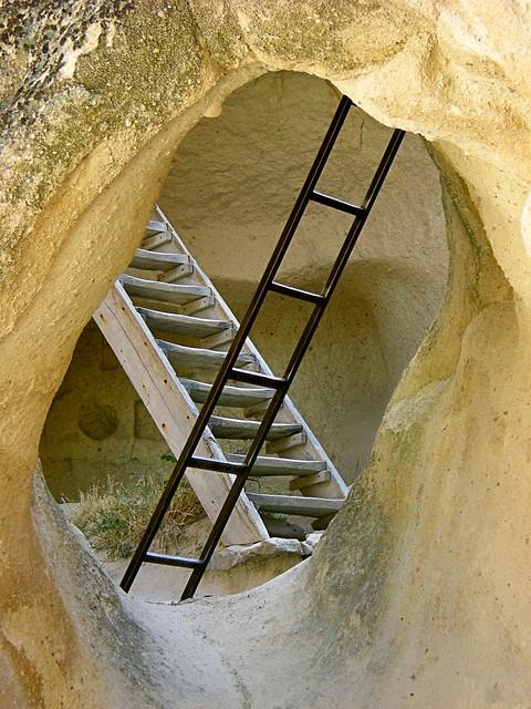 Stairs Crossed