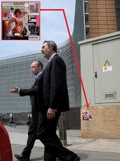 Relationship VI (left in Brussels)