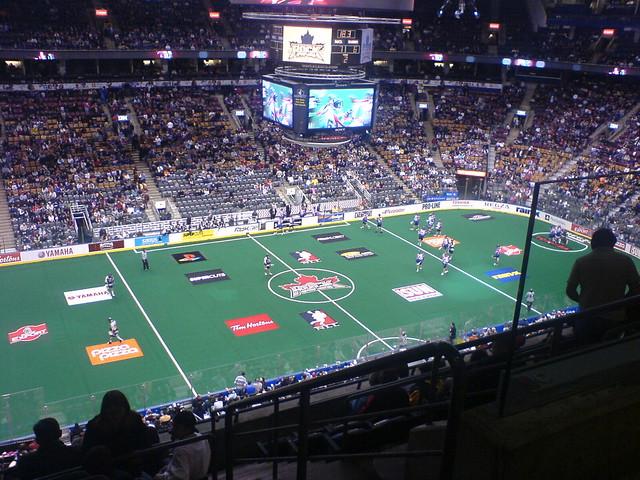 Toronto Rock at Play