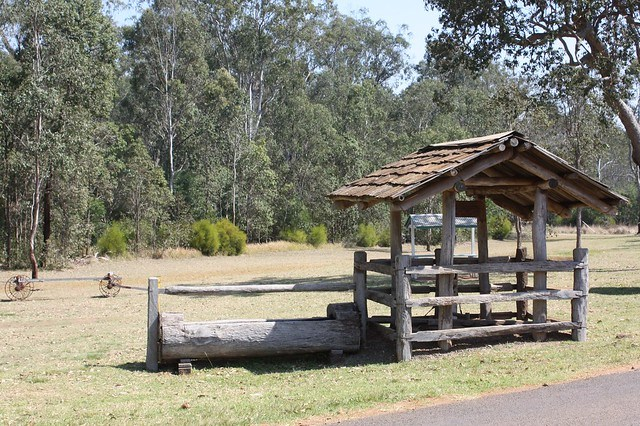 Jesse's Well, near Blackbutt, Qld.