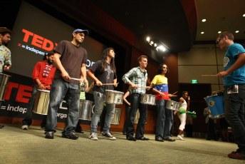 TEDxBoston 2010:Marcus Santos' Group