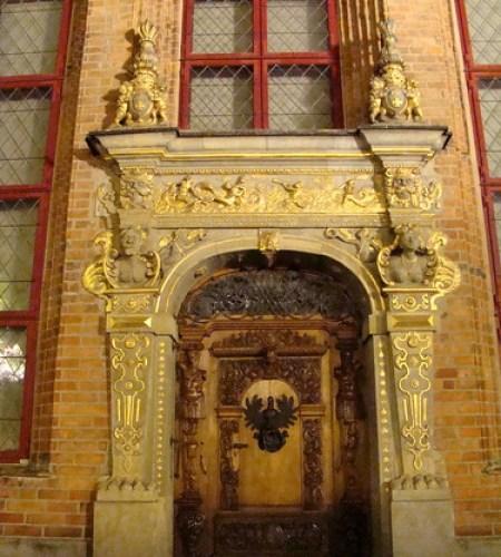 Puertas en la Ciudad de Gdansk Polonia 29