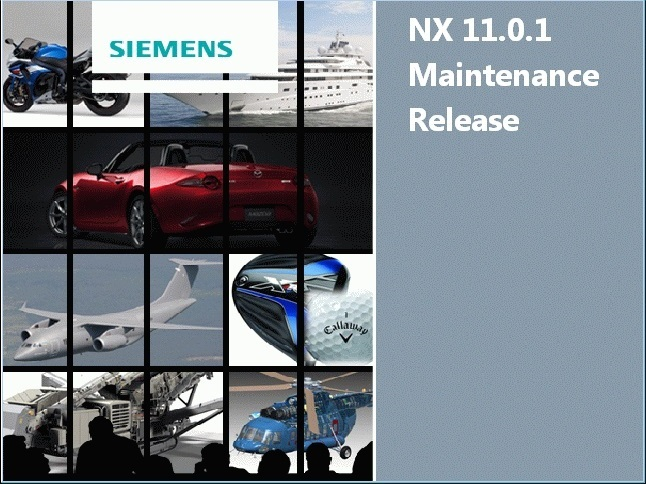 Siemens PLM NX 11.0.1 NX 11.0 MR1 Update Win64