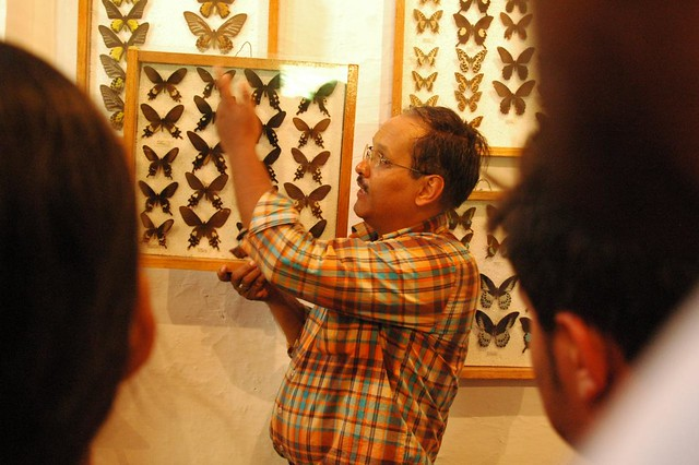 Peter Smetacek, Butterfly man of India, Uttarakhand