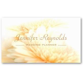 Golden Business Card