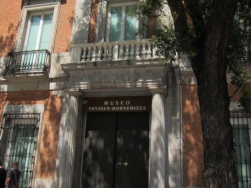 Museo Thyssen-Bornemisza. Madrid