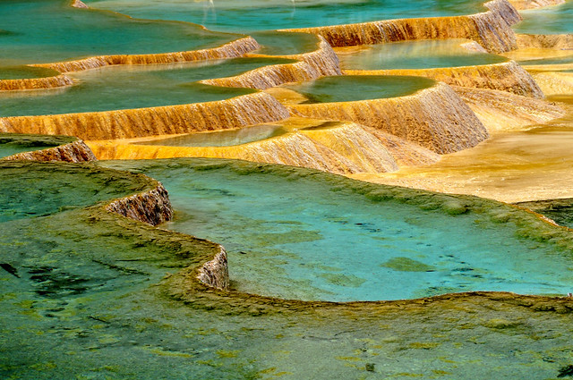 Calcific Ponds
