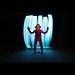 Moviola a lightpainting superhero (see the video)
