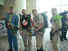 Me and Ghostbusters