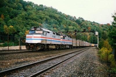 Amtrak - Johnstown, PA