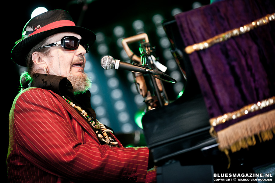 Dr John and The Lower 911-6813