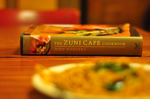 rediscovering zuni cafe cookbook