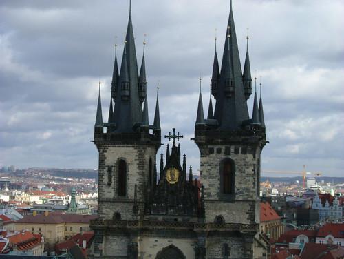 Twin Sisters - Prague