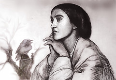 Christina Rossetti by Ma-Belly