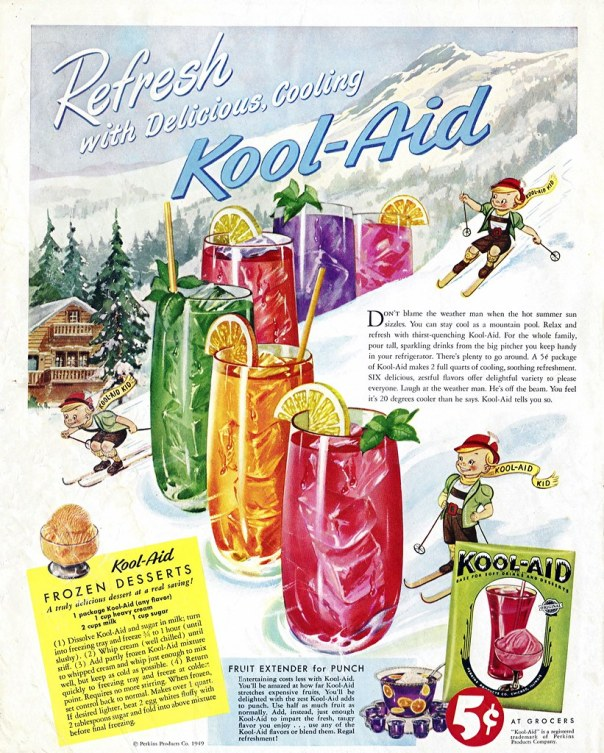 Kool-Aid - published in McCall's - August 1949