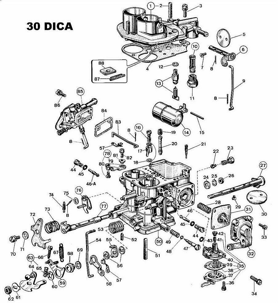 Documents the fiat 850 project