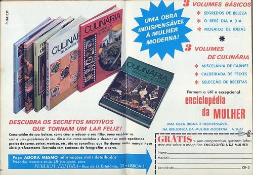 Crónica Feminina, No, 889, December 6 1973 - 59 by Gatochy