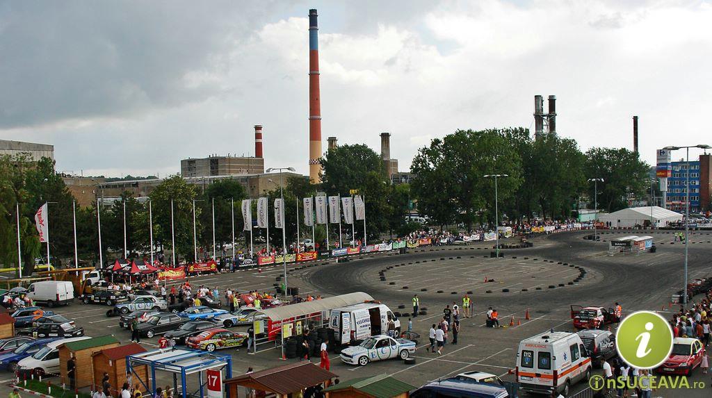 Campionatul Naţional de Drift @ Shopping City Suceava (10-11 iulie 2010)