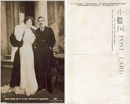 Clara Butt & Kennerley Rumford