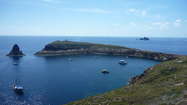 Port de l'illa Grossa
