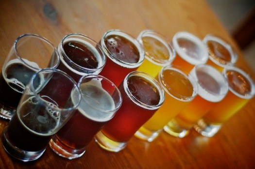 Howe Sound Brewery Tour in Squamish, B.C.