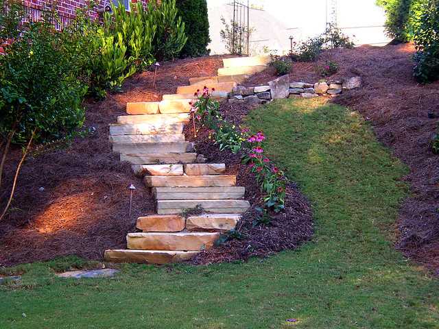 Outdoor Patio Landscaping Ideas