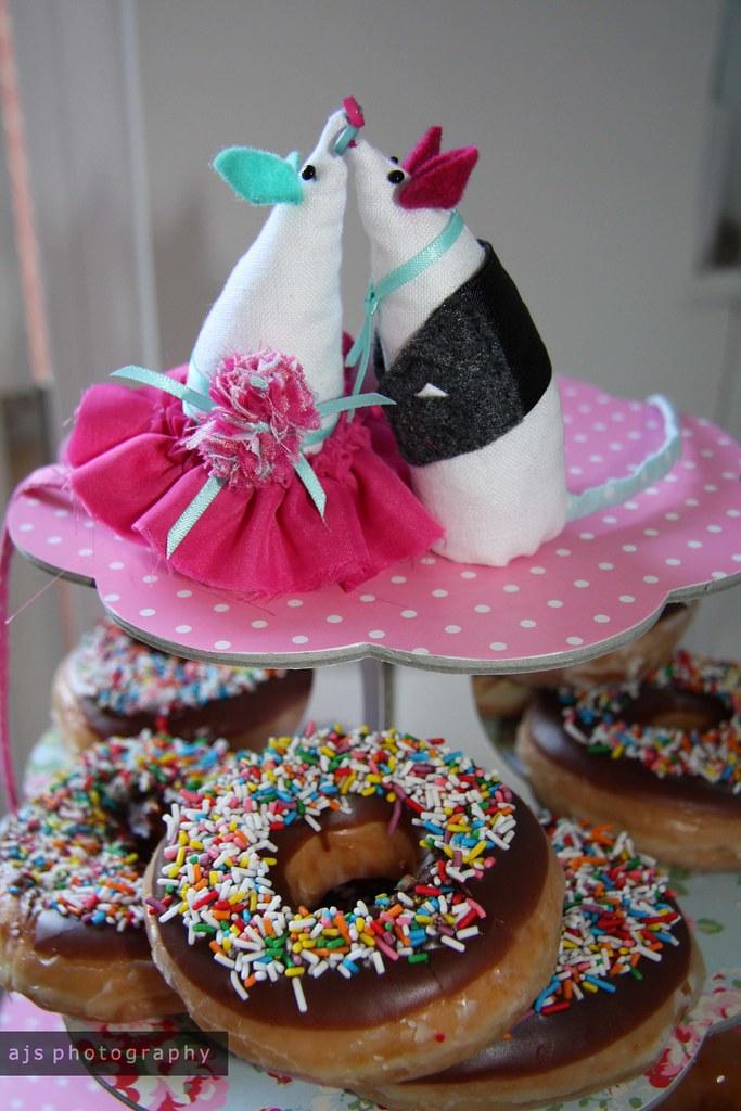 big day   doughnut cake