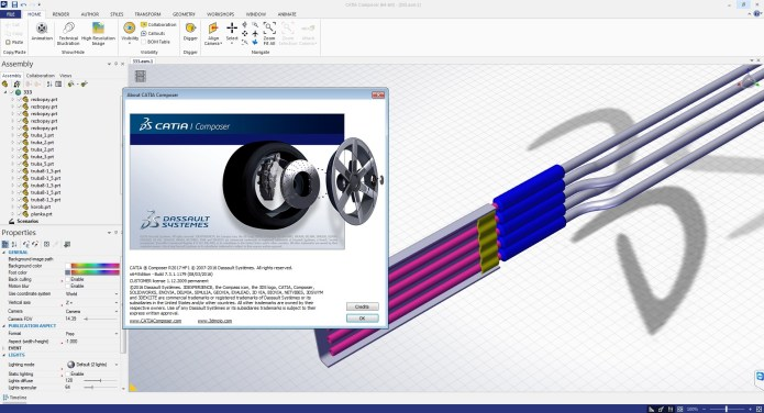 Design with DS CATIA Composer R2017x Win64 FULL