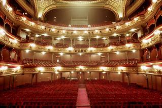 Leeds Grand Theatre Auditorium