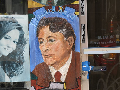 Revolutionary Portraits: Edward Said
