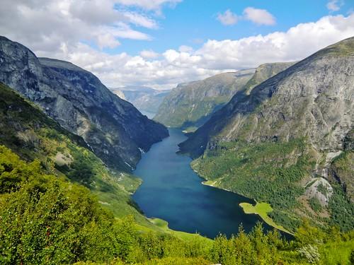 Nærøyfjord, Sognefjord Norway by Visit Sognefjord