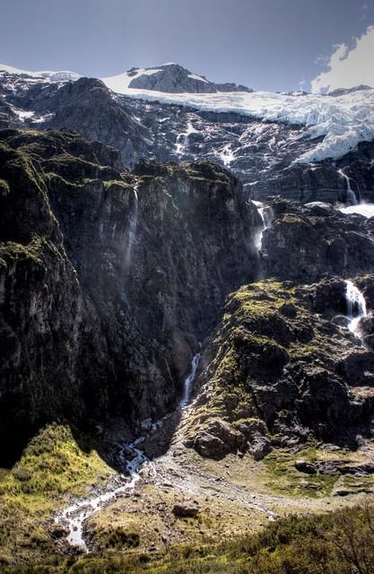 HDR Rob Roy Glacier