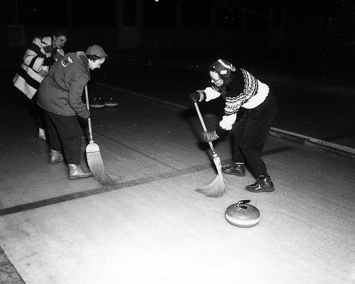 Women's Curling Briar