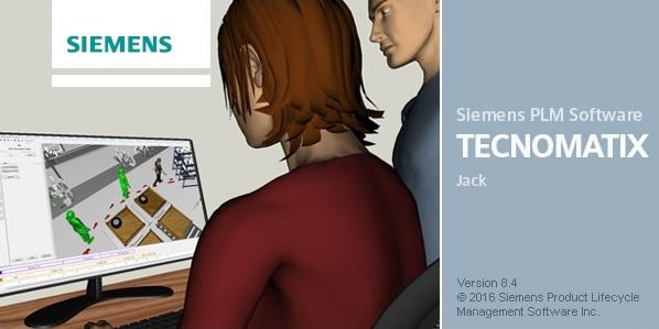 Siemens Tecnomatix Jack 8.4