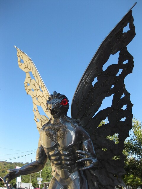 Scary Mothman
