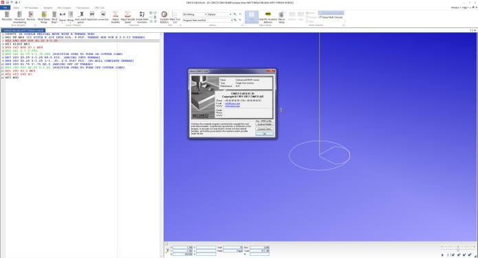 MACHINING WITH CIMCO Edit 8.0 x86 x64 full