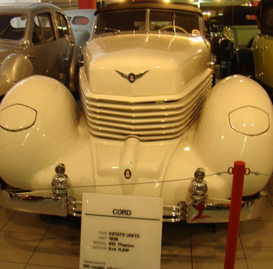Museo Automóviles antiguos Andorra 29