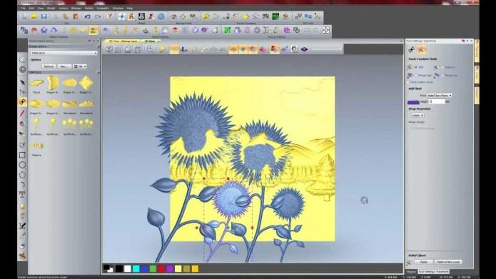 Design with Delcam ArtCAM 2012 SP2 build 359 full crack