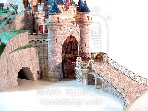 Disneyland Paris Sleeping Beauty Castle #13